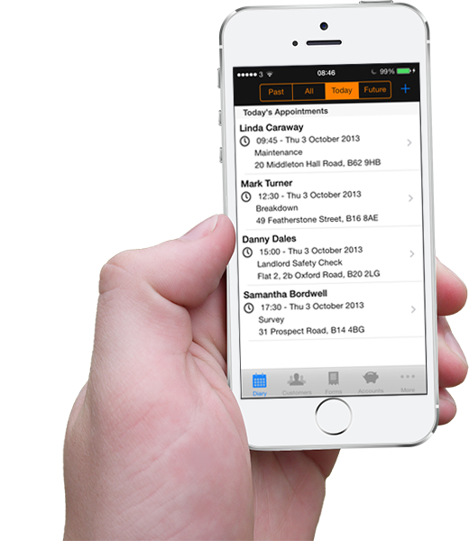 Home - Master Gas App   Software for Gas Engineers